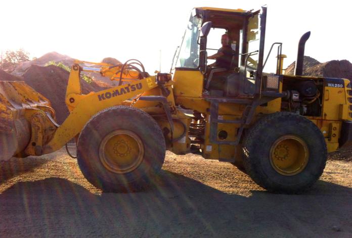loader-bulldozer